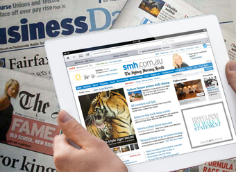 The Preference For Online News Over Tradtional Newspapers